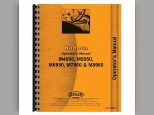 Service Manual - M4950 M5950 M6950 M7950 Kubota M6950 M7950 M5950 M4950