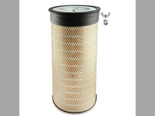 Filter - Air Outer with Lift Tab PA2620 D8NN 9B618 AA Ford TW25 TW30 8730 TW35 8830 D8NN-9B618-AA