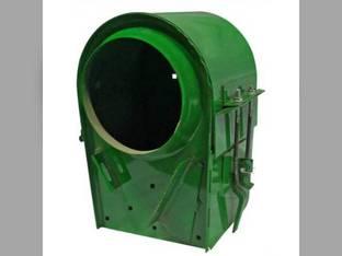 Clean Grain Elevator Boot with Door John Deere 8820 AH105854