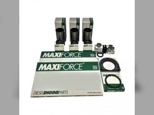 Engine Rebuild Kit - Less Bearings Massey Ferguson 200B 4500 20C 230 20 20 154 245 40 40 2200 20F 30B 235 250 200 240 20D 150 30 135 30H 30E 2135 2244 2500 Allis Chalmers 6040 160 Perkins AD3.152