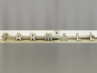 "Side Emblem ""Farmall"" International 350 450 400 300 362315R2"
