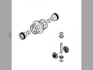 Differential Gear Kit - Carraro John Deere 5520 5525 5615 5715 5220 5225 5205 5105 5303 5325 5320 5403 5425 5420 RE204874