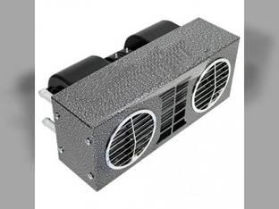 """Auxiliary Heater 16"""" x 6-1/2"""" x 7"""" 30 000 BTU 3-Speed 12V"""