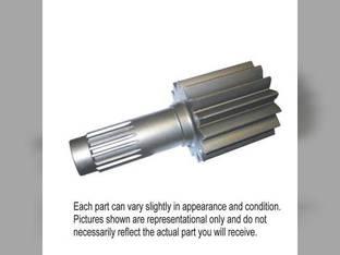 Used Brake Pinion Shaft John Deere 4250 4050 4020 4230 4000 4430 4255 4055 4320 R108996
