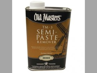 Old Masters TM3 Semi-Paste Tractor/Implement Paint Remover Quart