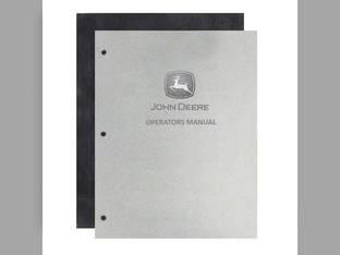 Operator's Manual - 2010 John Deere 2010 2010 OMT14695