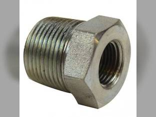 "Hydraulic Bushing 3/4"" Male NPT 3/8"" Female NPT"