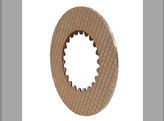 PTO Clutch Friction Plate