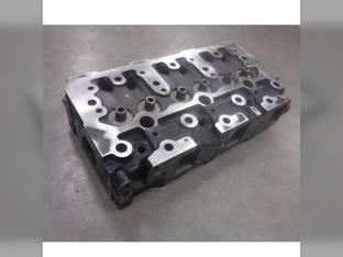 Used Cylinder Head John Deere 3320 27D 35D 3203 3120 Yanmar 3TNV84 3TNV88