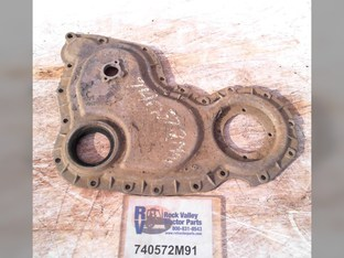 Cover Assy-timimg Gear