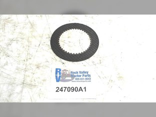 Disk-pto Clutch