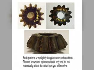 Used Differential Pinion Gear John Deere 8430 4640 5010 8640 4630 7520 4520 7020 8630 5020 4620 4840 8440 6030 R48253