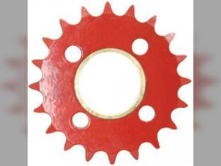 Sprocket - Driven With Bushing Starter Roll New Holland 644 654 660 664 648 658 9809175