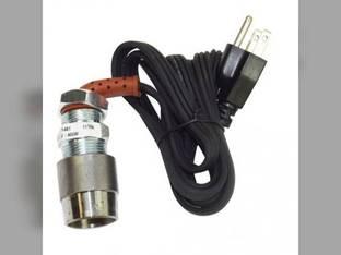 """Frost Plug Heater - 1-1/4"""" 400 Watt 120V"""