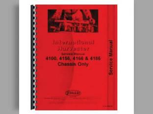 Service Manual - 4100 4156 4166 4186 International 4166 4100 4156 4156 4186