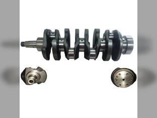 Remanufactured Crankshaft New Holland L218 L175 L220 C175 Caterpillar 216B 232 242 226 Case 410 420CT 420 115256750 115256990 154-1201 308-1852 SBA115256751 SBA115256750