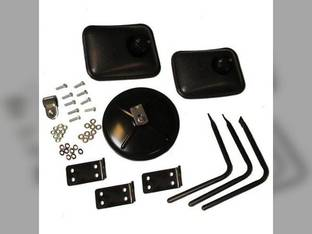 Mirror - Kit Mini Excavator Bobcat