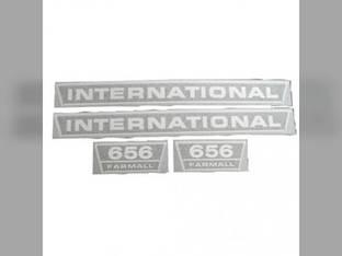 Decal Set International 656