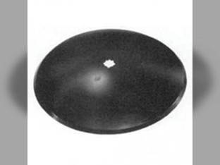 """Disc Blade 24"""" Smooth Edge 1/4"""" Thickness 1-1/2"""" Square x 1-3/4"""" Round"""