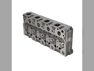 Cylinder Head - Bare Kubota R410 V1902 R410B V1902B R400B KX101 KH151 KX151 L3350 KH101 15476-02040 New Holland L553 L555 503323 Thomas T133 503323 Bobcat 231 Scat Trak 1300HD 1350