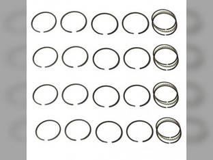 "Piston Ring Set - 4.500"" Bore - 4 Cylinder International O9 I9 D335 C335 WD9 W9 TD9"