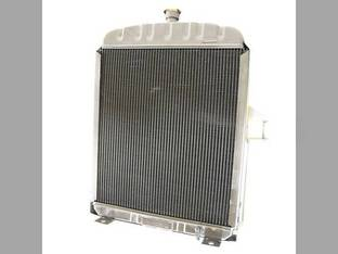 Radiator Allis Chalmers D17 70229702