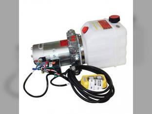 Portable Power Unit 12V Power 5 Liter Tank