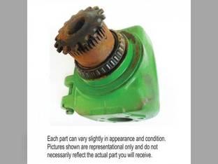 Used Steering Knuckle Housing LH John Deere 7210 7510 7410 7400 7200 R126542