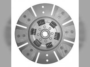 Remanufactured Clutch Disc Iseki T7000 T7000 T9000 T5000 T5000 T6000 T6000 T6500 T6500 White 2-45 2-62 2-62 72165066 33-0038504 33-0024104