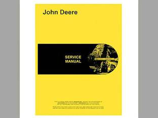 Service Manual - 720 730 John Deere 730 730 720 720 SM2025