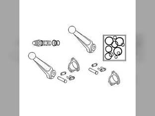 Handle w/ Pin Kit 1V1705