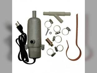 Kat's External Tank Engine Heater Kit Thermostatically Controlled 2000 Watt 240V