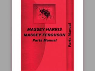 Parts Manual - 265 Massey Ferguson 265 265