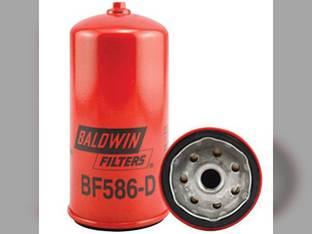 Filter - Fuel Primary Spin On With Drain BF586 D 136187 R91 Deutz International 886 886 685 685 785 785 Case IH MXU100 MXU115 Case 440 570MXT 580M 580M 580 Super M 465 590 Super M 445 430 Deutz Allis