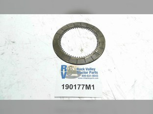 Disc-clutch Friction