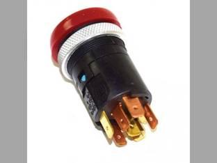 Flasher Switch FIAT 80-90 110-90 70-90 80-66 100-90 90-90 New Holland TB90 TD95D TB100 TB110 TB80 TB85 TD80D TB120 Case IH JX90 JX70 JX85 JX65 Farmall 90 Farmall 95 JX75 JX55 JX95 JX60 JX80 Ford 4030