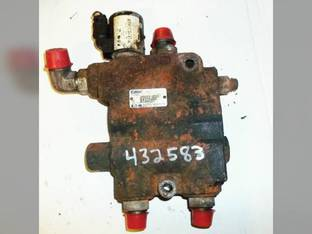 Used Hydraulic Control Valve Self Leveling New Holland L220 84326482