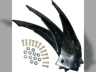 Rear Rotor Flight Kit For Combines John Deere 9750 9650 9760 9860 9660 AH204534