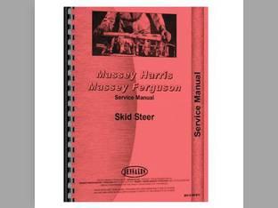 Service Manual - 711B Massey Ferguson 711