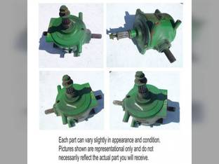 Used Cutterbar Gearbox Assembly John Deere 920 916 926 930 925 935 936 AE59405
