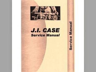 Service Manual - 450 Crawler Case 450 450