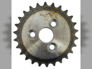 Sprocket, 26 Teeth, Counter Sunk Bolt Holes, ASA80