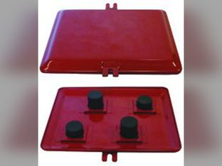 Battery Box, Cover
