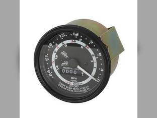 Tachometer (Proofmeter) Gauge - 5 Speed with Aftermarket Style Needle Ford NAA 681 851 861 900 651 881 4030 821 611 641 600 2000 631 601 501 901 701 801 800 4130 621 2120 2110 700 4140 650 841 4000