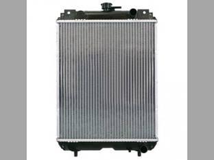 Radiator New Holland E27SR E27B E27 E27BSR EH27B PM05P00013F1 Case CX27B PM05P00013F1 Kobelco SK27SR SK20SR PM05P00013F1