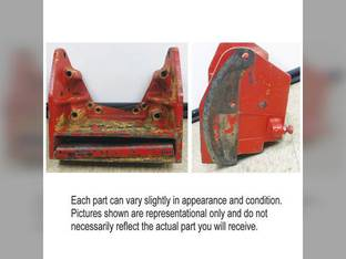 Used Cam Limiter and Drawbar Support International 1066 1086 1466 1486 1566 1568 1586 3088 3288 3388 3488 3588 3688 3788 6388 6588 6788 123120C1