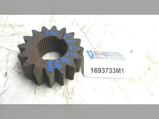 Gear-differential 16T