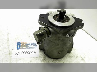 Pump Assy-piston 12-GPM