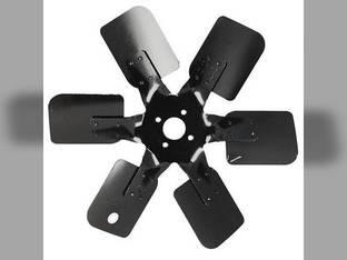 Cooling Fan - 6 Blade John Deere 2440 1140 401 2020 2030 440B 1350 480 1550 1750 440A 400 2040 1040 2255 2150 1830 2155 440 AT26373