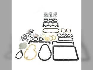 Engine Rebuild Kit - Less Bearings David Brown AD3/55 880 780 Case 885 380CK
